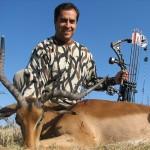 Greg is an avid bow hunter