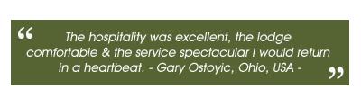 Gary Ostoyic, Ohio, USA