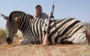 Rifle Hunting South Africa